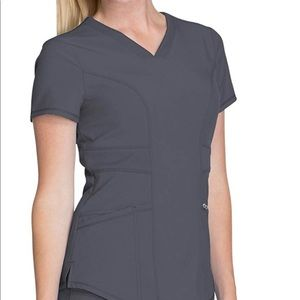 Infinity Women's V-Neck Solid Scrub Top